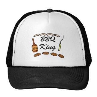 BBQ King Mesh Hat