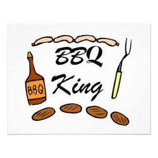 BBQ King Announcements