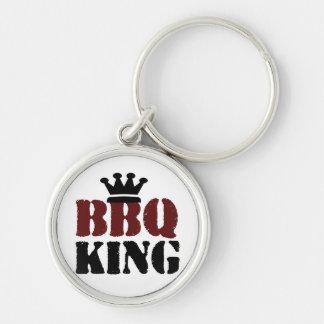 BBQ King Key Chains