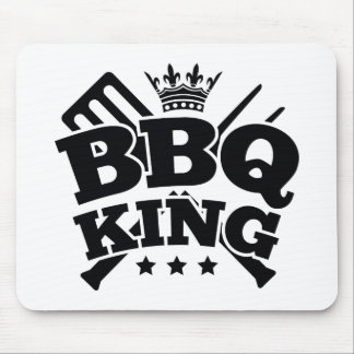 BBQ KING MOUSE PADS