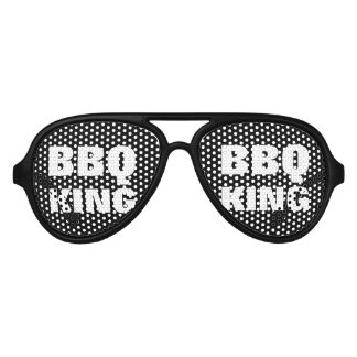 BBQ King party shades | Sunglasses for chef cook