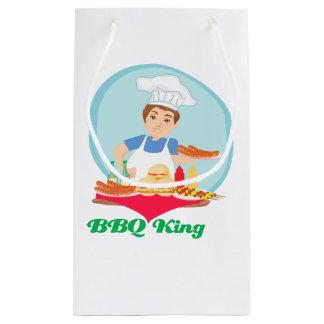 BBQ king Small Gift Bag