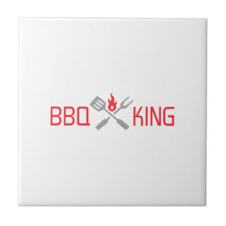 BBQ KING SMALL SQUARE TILE