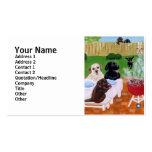 BBQ Labradors Painting
