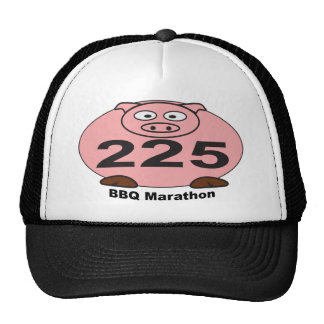BBQ Marathon Apparel Cap
