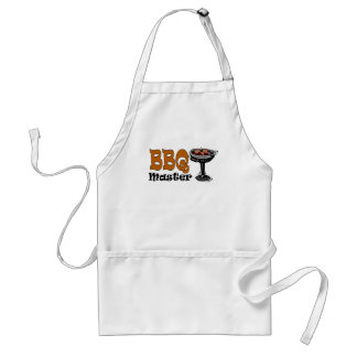 BBQ Master Adult Apron