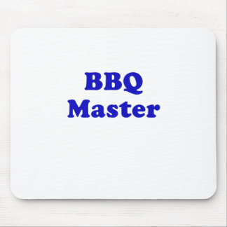 BBQ Master Mousepads