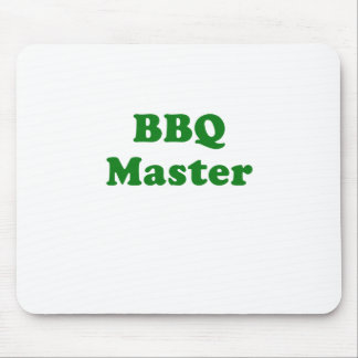 BBQ Master Mouse Pad
