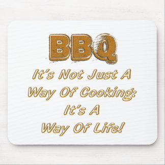 BBQ MOUSE PAD