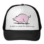 BBQ Pig Hats