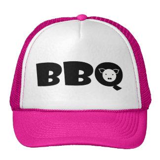 BBQ Piggy Head Cap