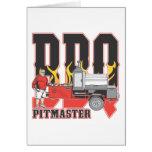 BBQ Pit Master Greeting Card
