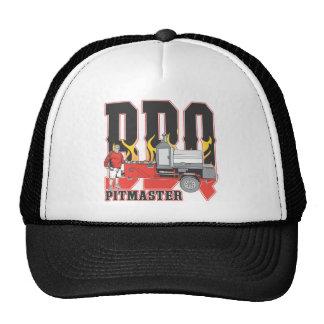BBQ Pit Master Trucker Hats
