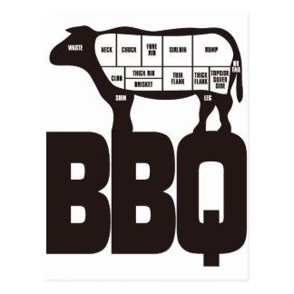BBQ POSTCARD