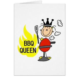 BBQ Queen Card