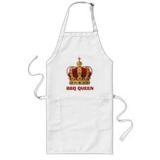 BBQ Queen Long Apron