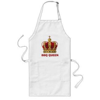 BBQ Queen Long Apron