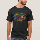 BBQ Wordle T-Shirt