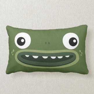 """BBSS Frog Pillow (21""""x13"""")"""