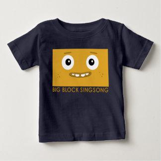 BBSS Fun Band Yellow Baby T-Shirt