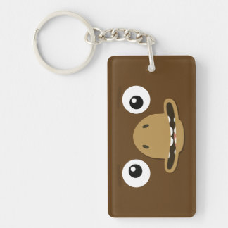 BBSS Moose Keychain
