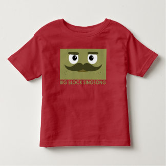 BBSS Moustachios #1 Toddler T-Shirt