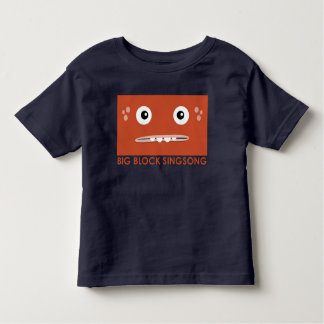 BBSS Octopus Toddler T-Shirt
