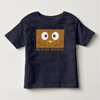 BBSS Owl Toddler T-Shirt