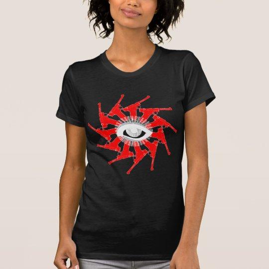 BBT0021 gunSunEyeRW T-Shirt