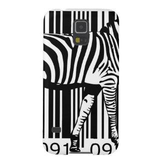 bc19 Bar Code Art Design Vector Fun Color Galaxy S5 Case