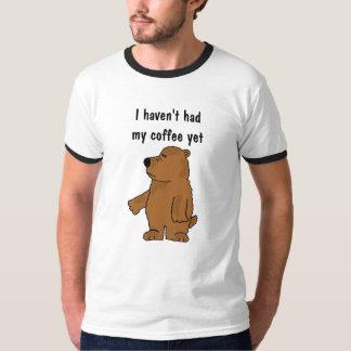 BC- Grumpy Bear Cartoon Shirt
