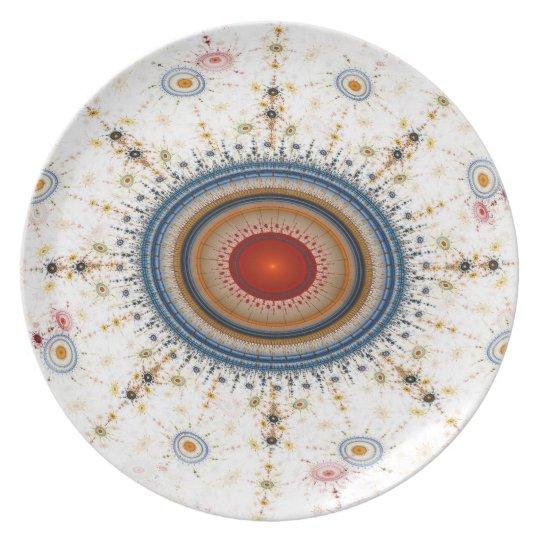 BC Julian 26  Melamine Plate