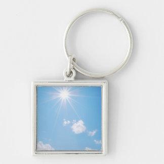 BC Rocky Mountain Sunlight Key Chain