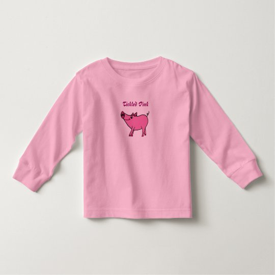 BC- Tickled Pink Pig shirt