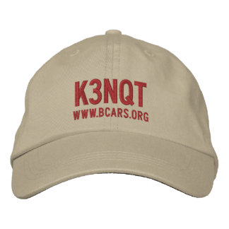 bcars hat 100 embroidered cap