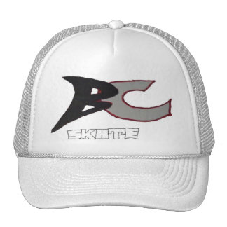 BCSkate Trucker Style Hat