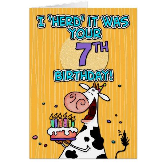 bd cow - 07 card