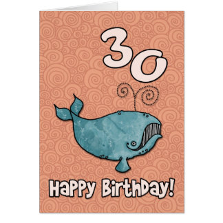 bd whale - 30 cards