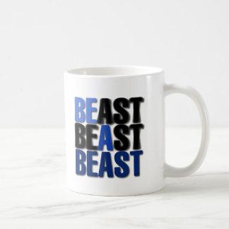 Be A Beast Mugs