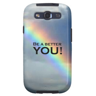 Be a Better YOU! Samsung Galaxy S3 Covers