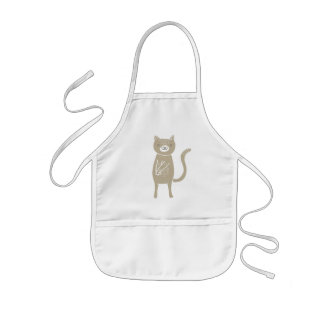 Be a Cat Kids Apron