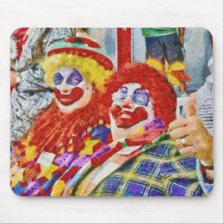 Be a Clown Mouse mat