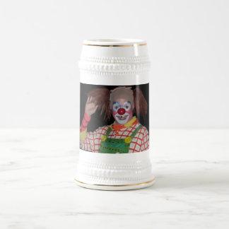 BE A CLOWN stein Coffee Mug