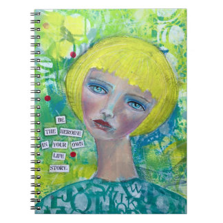 Be a heroine note books