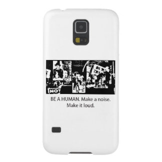 Be A Human for your Samsung phone Cases For Galaxy S5