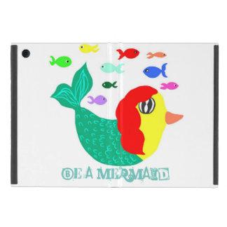 BE A mermaid Cases For iPad Mini