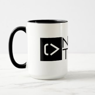 Be a NEu Tymer (ring) mug