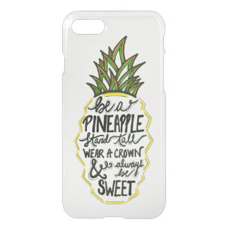 Be A Pineapple iPhone 8/7 Case