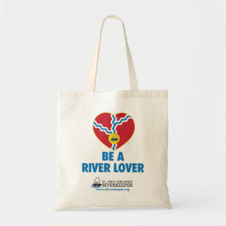 Be a River Lover Tote Bag