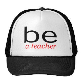 Be A Teacher Mesh Hat